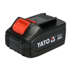 Yato YT-82844 Akkumulátor 18 V 4,0 Ah