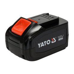 Yato YT-82845 Akkumulátor 18 V 6,0 Ah