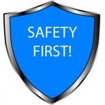 Biztonságtechnikai jellemzők
