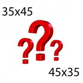 35x45 vagy 45x35?